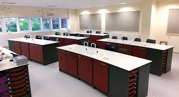 School furniture solutions from InterFocus