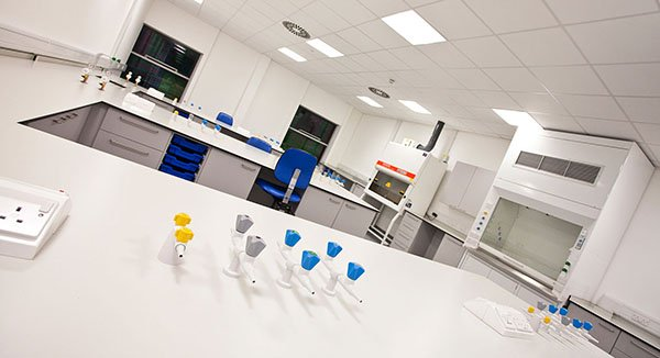 Laboratory Furniture Solutions from InterFocus
